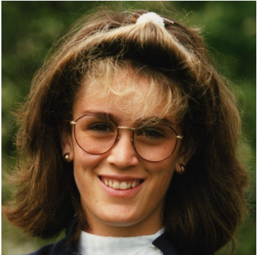 ingeborg 1988 - mark the bleached bangs!