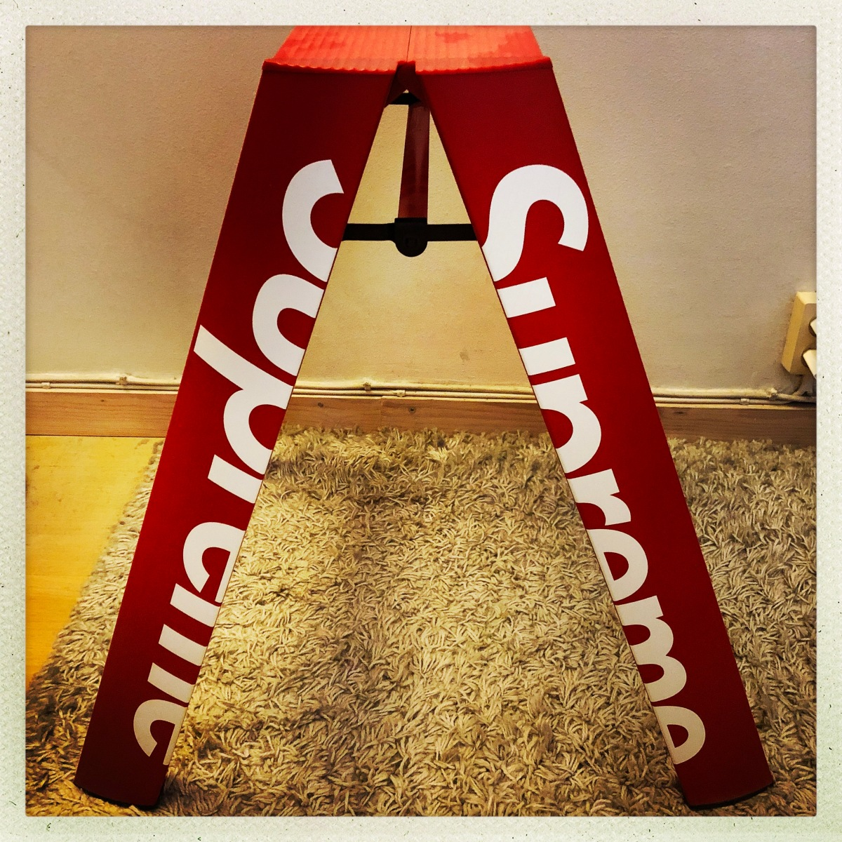 Ting jeg har: «Den prisbelønte stigen Supreme Lucano Step Ladder var et knall-kjøp»
